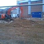 Groundworks Hertfordshire for Costa Coffee and Majestic Wines
