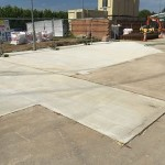 Groundworks Milton Keynes for Aldi Supermarket